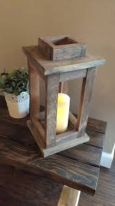 best 25 rustic lanterns ideas