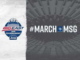 Msg Seating Chart Big East Tournament 2019 Big East Mens Basketball Tournament Madison Square