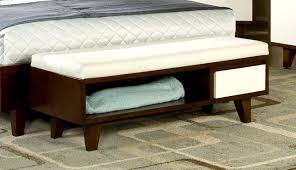 Source  Bed Foot Storage Bench Cardealersnearyou com