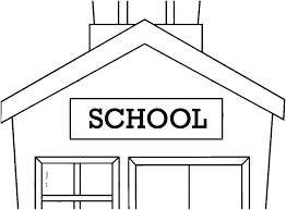 Restaurant Coloring Page Restaurant Coloring Pages Gallery Building Simple Page