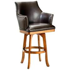 marvellous leather bar stools with backs leather bar stools with arms marvellous leather bar stools with