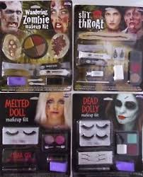 image is loading makeup appliance kit zombie throat