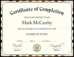 Sample Awards Certificate Microsoft Word Award Certificate Template Cumed Org