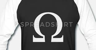 vine omega symbol gift greek alphabet sorority and college fraternity uni baseball t shirt spreadshirt