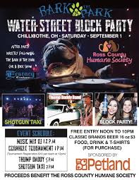 Block Party Flyer Rchs18 Bark In The Park Block Party Flyer 1 Ross County