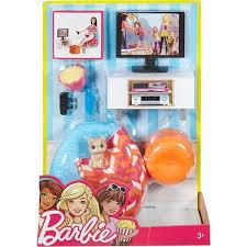 barbie ev İçi dekorasyon oyun setleri