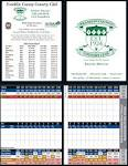 Course Stats and Score Card - Franklin County Country Club