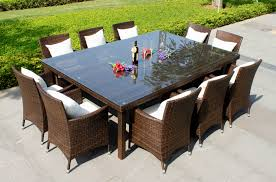 round outdoor dining sets. Furniture Round Outdoor Dining Table Set Seats 10 Tables Teak . Round Outdoor Dining Sets