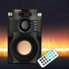 🚛 FREE SHIP ĐƠN 99K Loa Nghe nhạc Bluetooth Cao Cấp Super Bass A100 (có  điều khiển từ xa) -dc2612