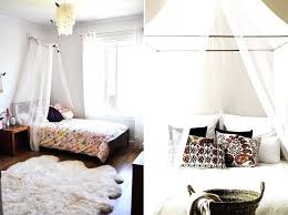 feather wall hanging sheer curtains blinds and canopy curtain over bed creative ways to use sheer