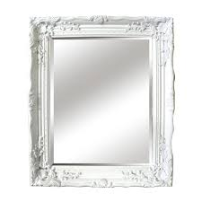 white antique picture frames. This Antique Mirror Features A Glass With Beautiful Ornate White Frame Making It The Perfect Piece To Add An Element Of Traditional Style Picture Frames
