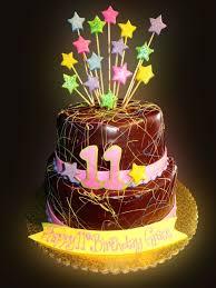 30 Elegant Image Of Birthday Cakes For 11 Year Olds Birijuscom