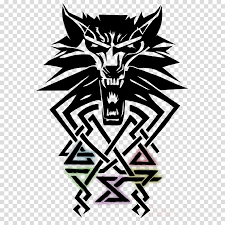 Witcher Tattoo Designs Clipart The Witcher 3 Wild Hunt The Witcher