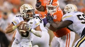 Notes On Pittsburghs Depth Chart Ahead Of Georgia Tech