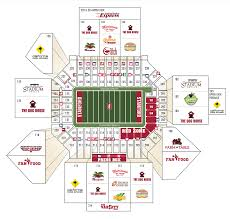 Stanford Stadium Seating Chart Stanford Stadium Parking Chart Gbpusdchart Com