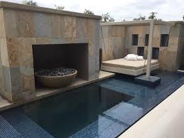 inground acrylic swim spa