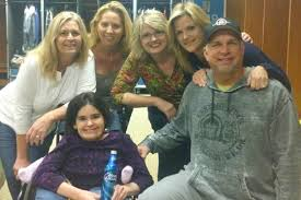 Maybe you would like to learn more about one of these? Garth Brooks Makes Her Dream A Reality For Girl With Spina Bifida