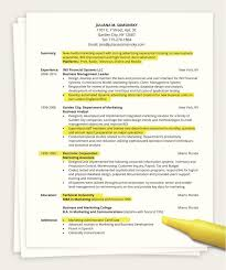 How To Write A One Page Resume regarding Does A Resume Have To Be One Page