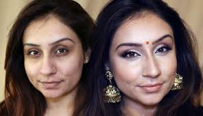 indian bollywood party makeup brown skin makeup makeup with raji you