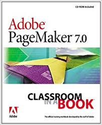 Buy Adobe Pagemaker 7 0 Classroom In A Book Book Online At Low