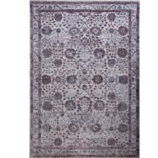 home dynamix kenmare gray purple 9 ft x 12 indoor area rug 10a