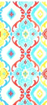 red and yellow rug turquoise rugs outdoor fiesta fabric blue teal