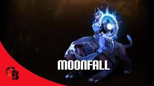 dota 2 store luna immortal moonfall youtube