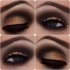 glitter eye makeup tutorial cat eye tutorial new years makeup purple makeup