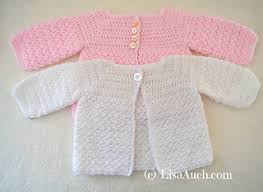 Free Crochet Baby Sweater Patterns Awesome Ravelry Sweet Sugar Babies Cardigan Pattern By LisaAuch