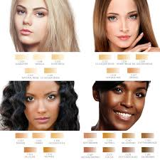 makeup colors for um skin tone image