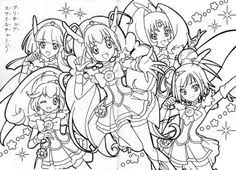 8 Best Glitter Force Images In 2019