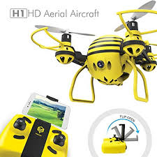 HASAKEE H1 <b>FPV RC Drone</b> with HD Live Video Wifi Camera ...