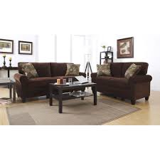 colders living room furniture. Attractive Inspiration Serta Sofa And Loveseat Room Decorating Ideas RTA Trinidad Chocolate Espresso Polyester CR43528PB Leather Microfiber Colders Living Furniture T