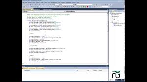 Design View Visual Studio 2015 How To Show Form Designer In Microsoft Visual Studio 2010 Vb Net