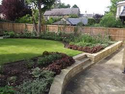 garden drainage. Raised Rear Garden With Drainage Problem ,