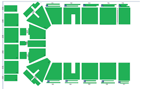 Seating Map Tyson Events Center