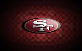 san francisco 49ers logo hd wallpaper