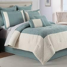 hathaway geometric comforter and bedding set  beachfront decor