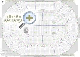 Staples Center Seating Chart For Ufc Honda Center Seat Row Numbers Detailed Seating Chart