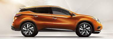 2017 Nissan Murano Color Options