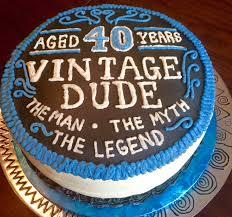 40th Birthday Cake Birthday Cakes 40th Birthday Cakes Birthday