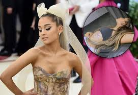Did Ariana Grande Cover Up Another Pete Davidson Tattoo