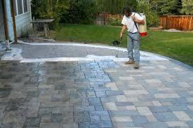 sealing concrete patio reseal seal pleasurable how to e64