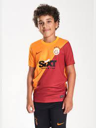 Galatasaray 2021/2022 Genç Çocuk Parçalı İç Saha Forma CW2519-837 - GSStore