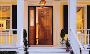 encompass fiberglass or steel entry door