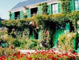 the famed impressionist painter claude monet made his home in giverny france from 1883 until his 43 years later during those years he built the