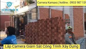 Lắp Đặt Camera Quan Sát KAMAX - {Công Trình} Lắp Camera Giám Sát Công Trình  Xây Dựng Quận 9