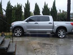 24 inch rims on a CrewMax? - Toyota Tundra Forums : Tundra ...