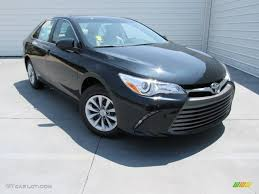 2015 Cosmic Gray Mica Toyota Camry LE #106590722 Photo #3 ...