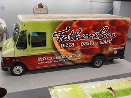Food Truck Wrap Design Template Food Truck Wraps In Sight Sign Company